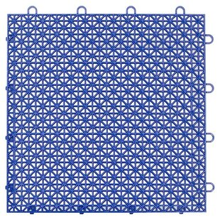 Armadillo Floor 12 63 X Tile In Cobalt Blue