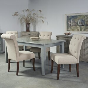 Tarrytown Gerard Dining Table by Rosecliff Heights