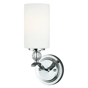 Dugas 1 Light Wall Sconce
