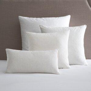 Down Pillow Insert