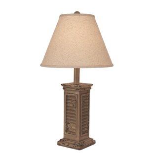 Coastal Shutter Table Lamp | Wayfair