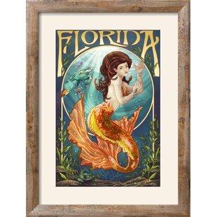 Vintage Mermaid Decor