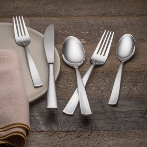 Cayenne 60 Piece Flatware Set