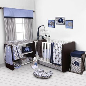 yasmeen 10 piece crib bedding set