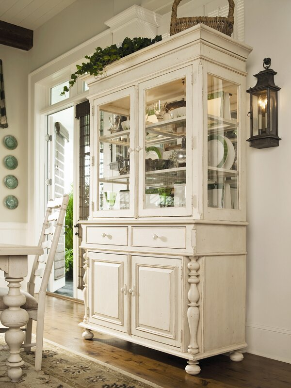 paula deen home sweet tea china cabinet & reviews | wayfair
