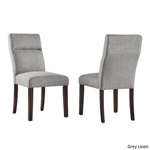 Eberhart Side Chair (Set of 2) by Three Posts