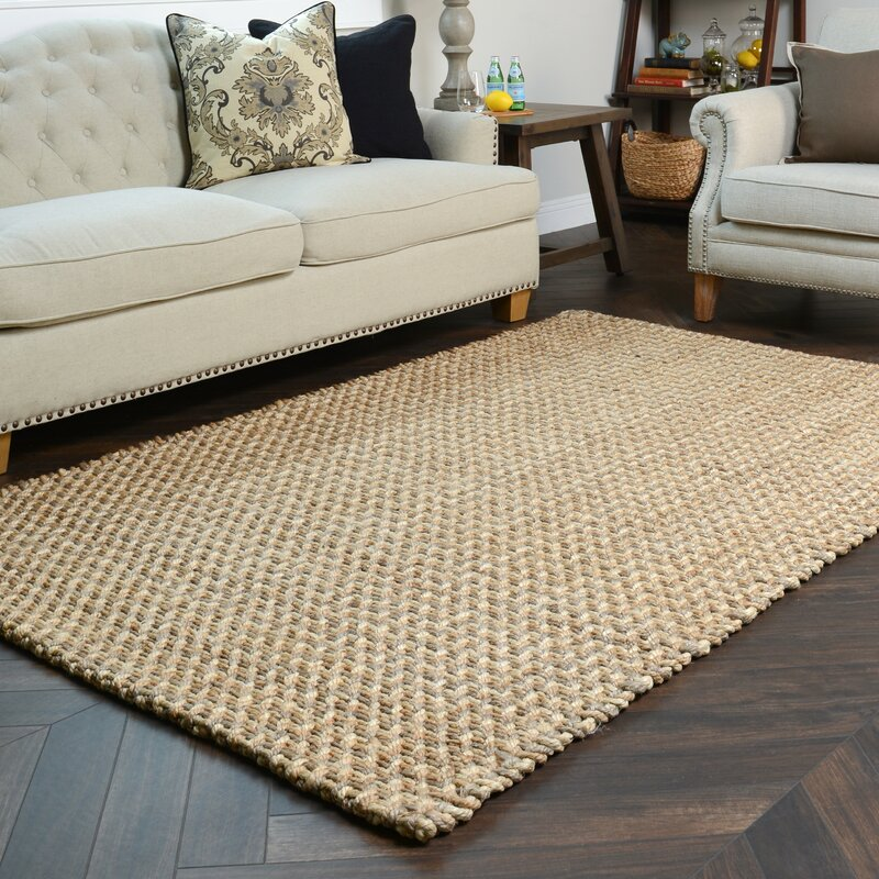 Highland Dunes Zulma Hand Woven Natural Area Rug Amp Reviews