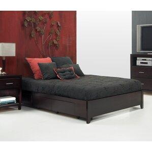 Thierry Storage Platform Bed by Latitude Run