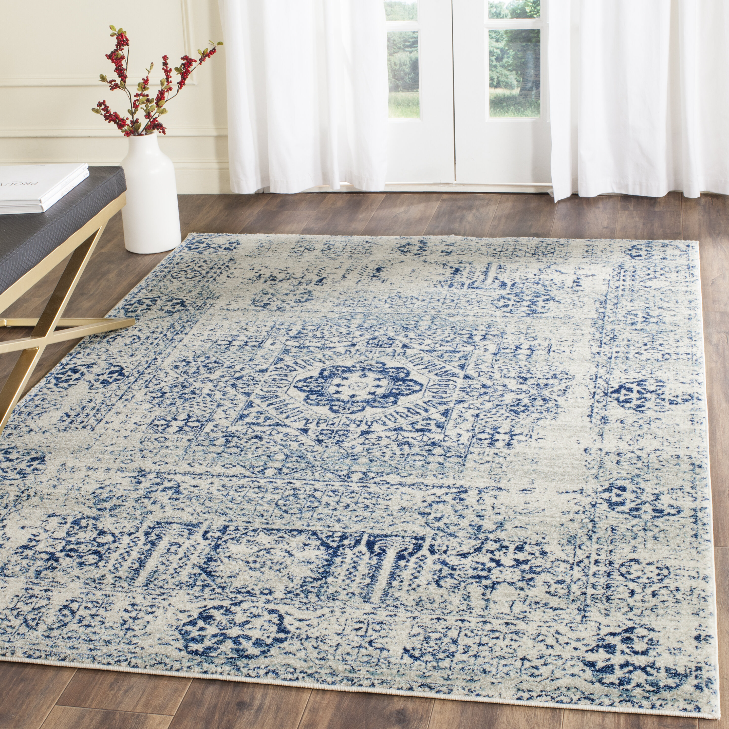 dynamix rugs joss and at powersellerusa com reaction home shipping by rug ivory ivoryblue main free area blue