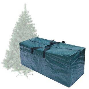 heavy duty artificial christmas tree storage bag