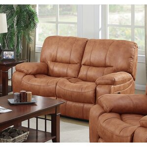 Orleans Reclining Loveseat by Living In Style