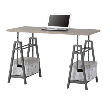 Woodley Height Adjustable Standing Desk Reviews Joss Main