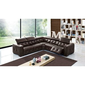 Bulkley Leather Reclining ..