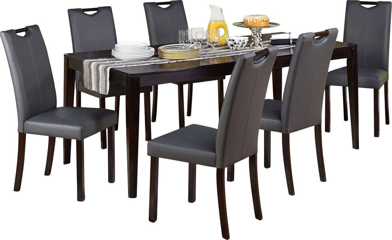 cox 7 piece dining set