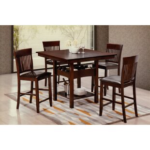 Munsey 5 Piece Dining Set