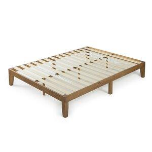 wood platform bed - Wooden Bed Frame