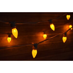 50-Light 54 ft. Globe String Lights