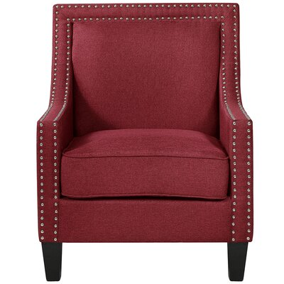 Red Accent Chairs You Ll Love Wayfair