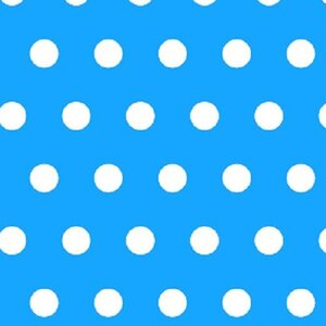 Polka Dots Fabric By The Yard