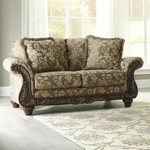 Bason Loveseat by Astoria Grand