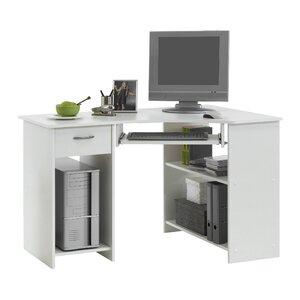 White Bedroom Desk | Wayfair.co.uk