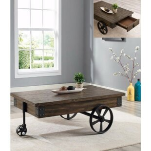Wagon Wheel Coffee Table Wayfair