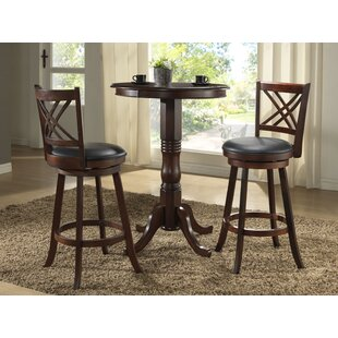 Clarno 29 Swivel Bar Stool (Set of 2)