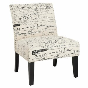 Hilton Slipper Chair (Set of 2) by Upt..