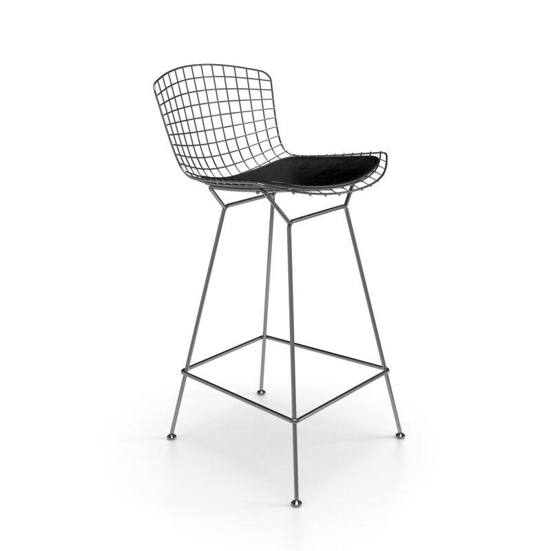 ellie 26 bar stool reviews allmodern 50s Style Bedroom Furniture