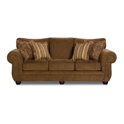 Comfy Overstuffed Sofas Wayfair