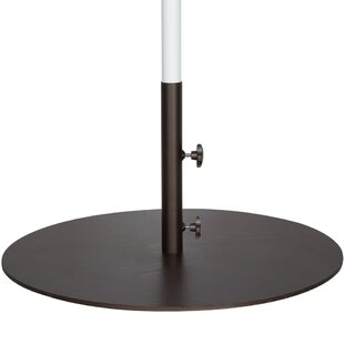 Round Steel Market Patio Umbrella Base