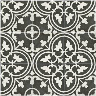 Black White Cream Tile Youll Love Wayfair