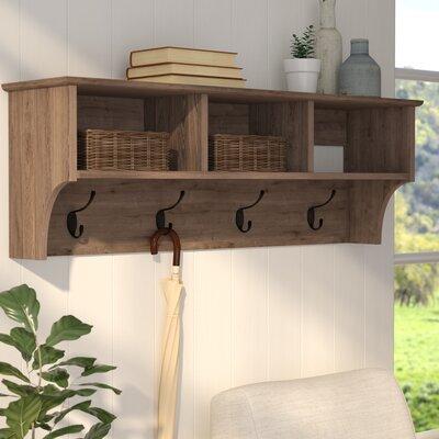 shelf coat racks umbrella stands you 39 ll love wayfair. Black Bedroom Furniture Sets. Home Design Ideas