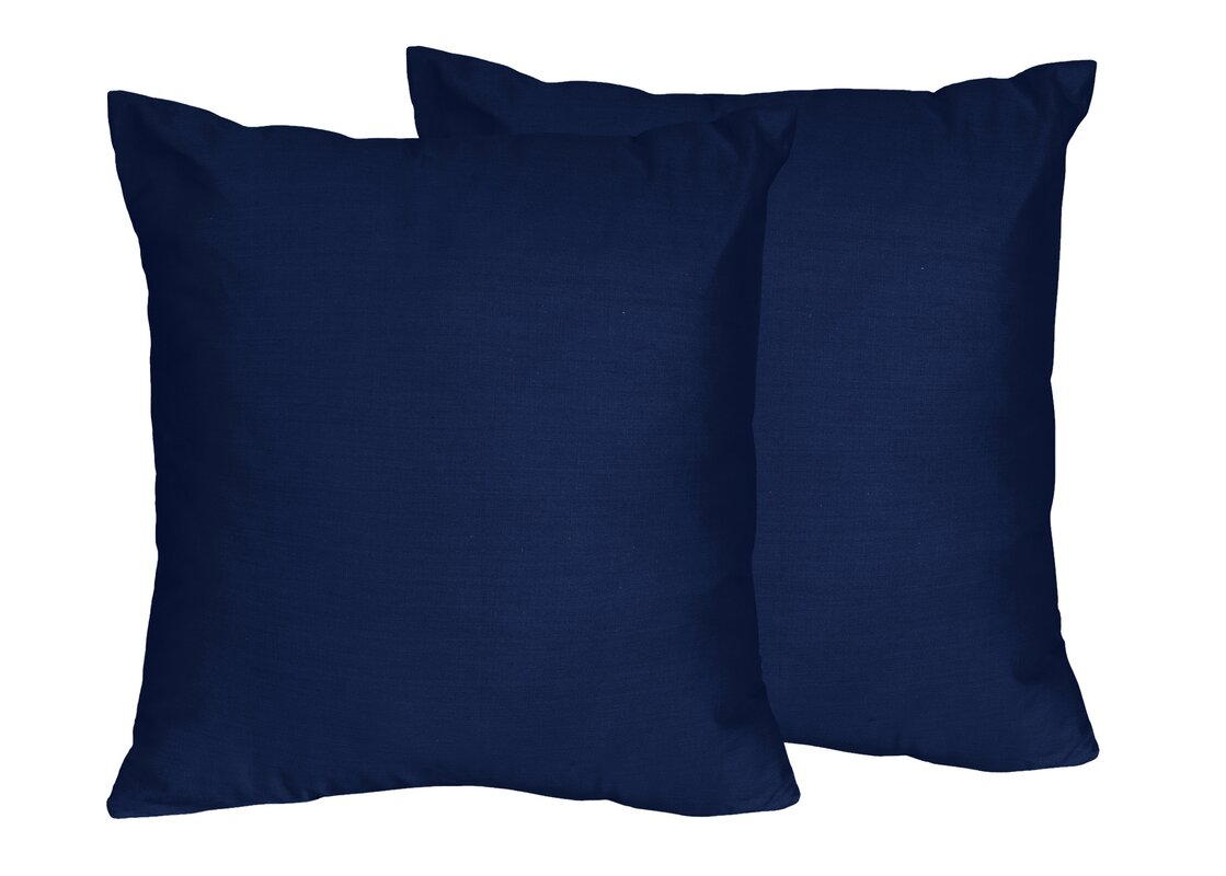 throw oversized home bosco rectangular com kitchen perfect navy pillow pillows dp amazon corded of set outdoor indoor