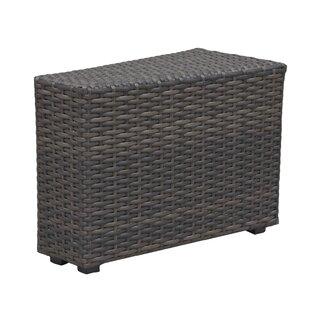 Genial Horizon Wedge Side Table