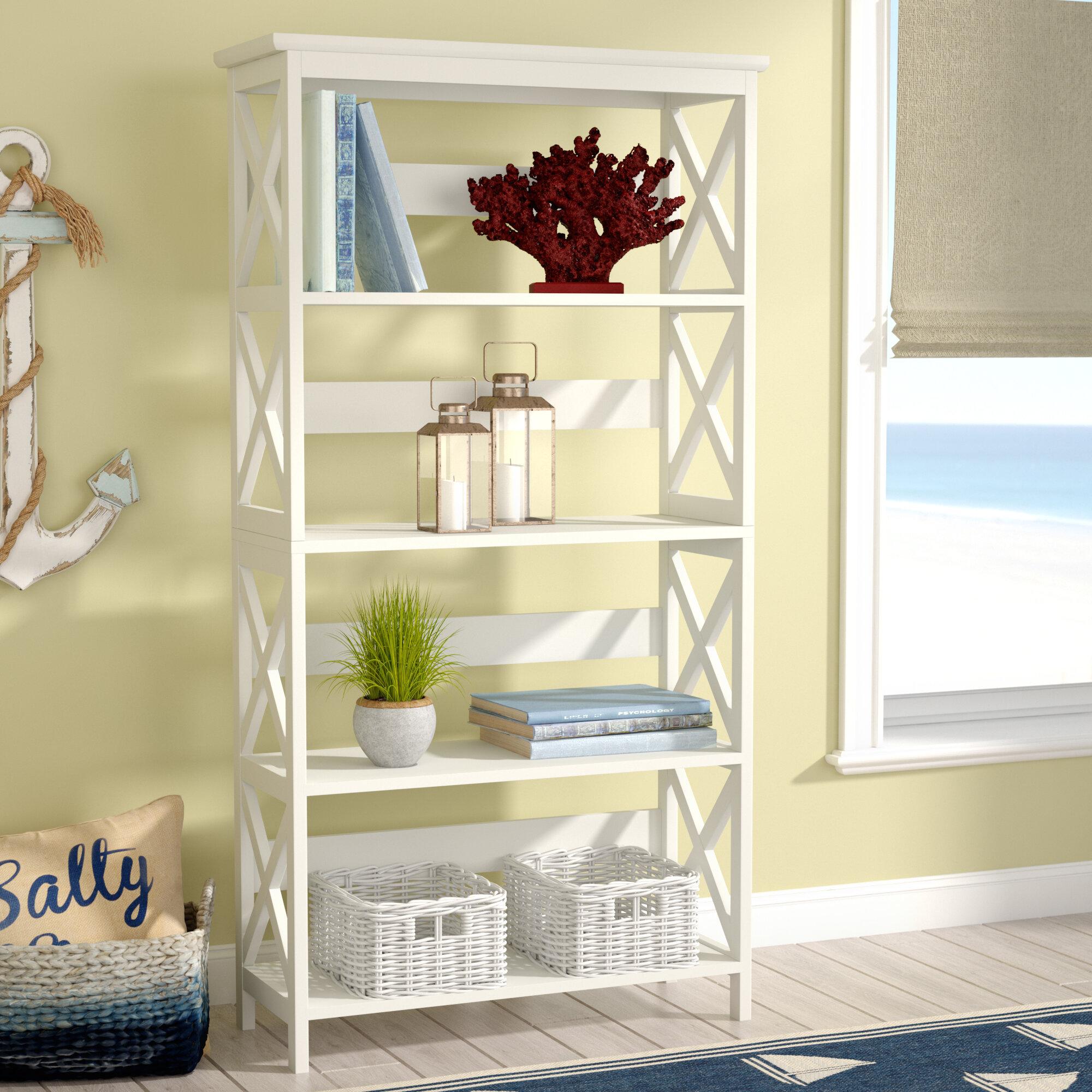 Short Narrow Bookshelf | Wayfair
