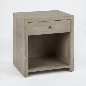 Nachttisch mit Schublade von AlexandraHouse