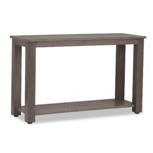Resin Outdoor Console Table   Wayfair