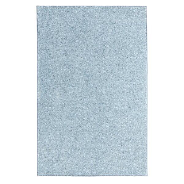 Hanse Home Pure Blue Rug Amp Reviews Wayfair Co Uk
