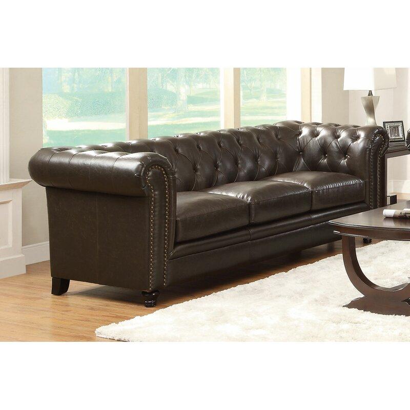 Trent Austin Design Harrah Chesterfield Sofa Reviews Wayfair
