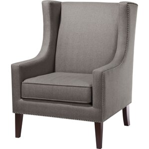 grey accent chairs you'll love | wayfair