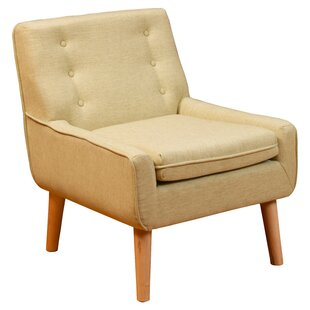 Kasey Tufted Retro Armchair