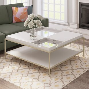 Allyson Square Coffee Table