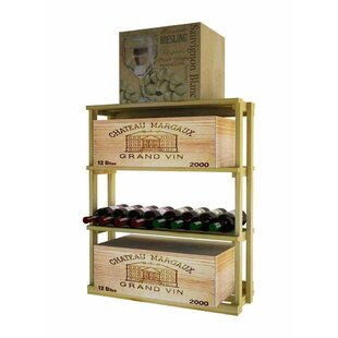 Country Bin 69 Bottle Floor Wine Rack