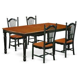 Pimentel Modern 5 Piece Dining Set