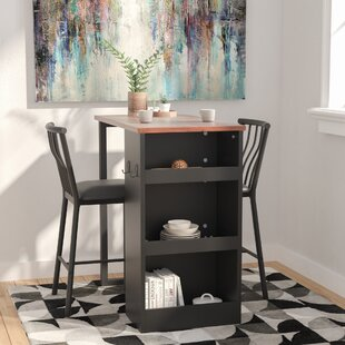 pub tables bistro sets you ll love wayfair rh wayfair com Bistro Pub Table Sets Rectangle Bistro Table
