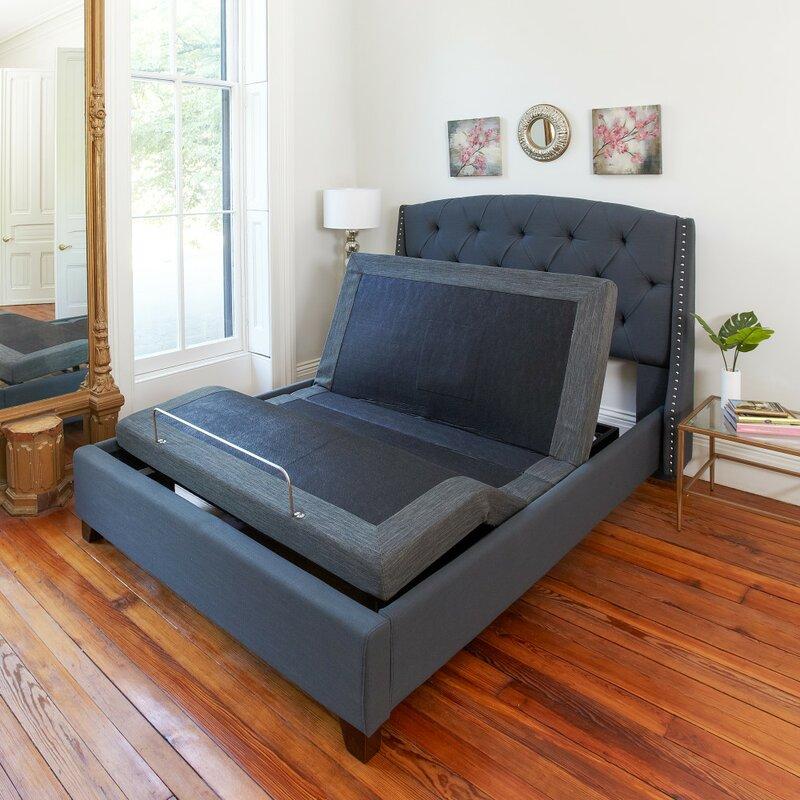 Classic Brands Queen Adjustable Comfort Bed Base