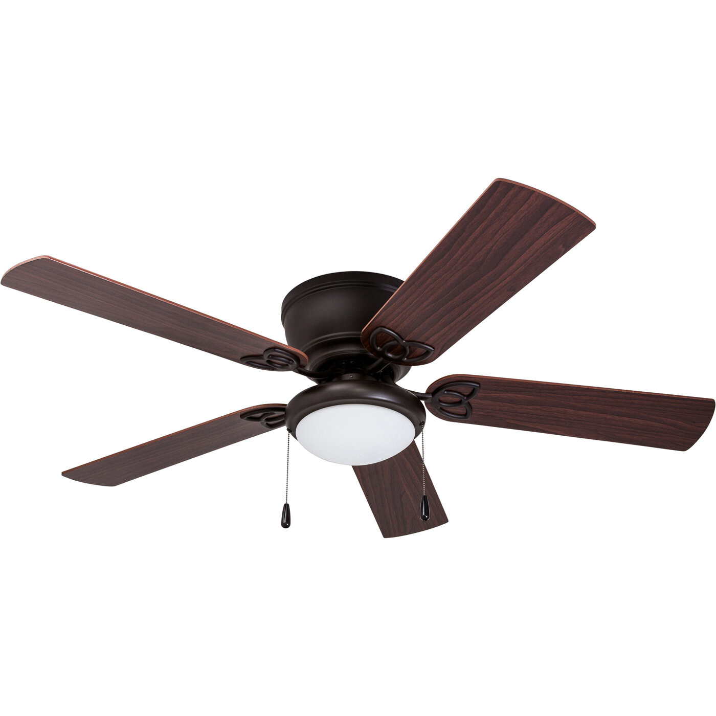 "Winston Porter 52"" Bories 5 Blade LED Ceiling Fan & Reviews"