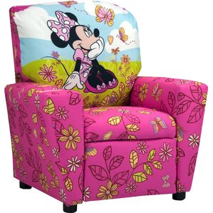 Disney Minnie Mouse Cuddly Cuties Kids Cotton Recliner with Cup Holder  sc 1 st  Wayfair & Kidsu0027 Recliners islam-shia.org
