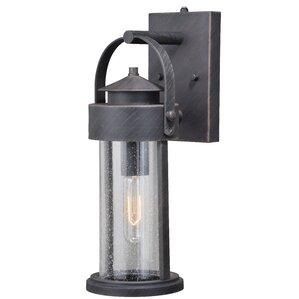 Day 1-Light Outdoor Wall Lantern